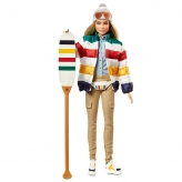 Кукла Барби HBC Stripes Barbie