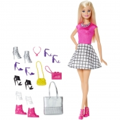 Кукла Барби Barbie Fashion Doll - Shopping